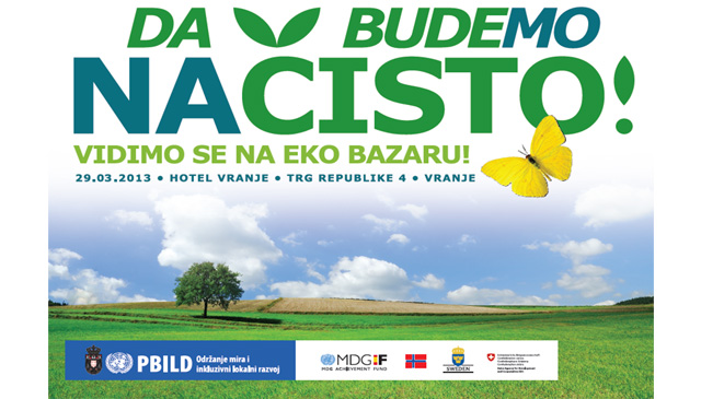Bilbord za Eko bazar u Vranju copy