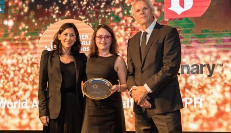 2 IPRA Golden World Awards for V+O Greece (1)