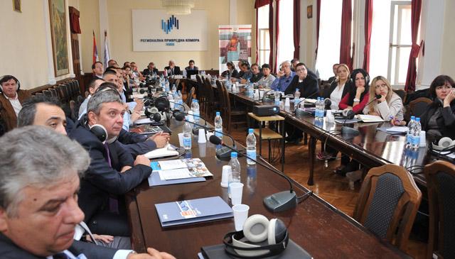 ThPa konferencija - Regionalna Privredna komora Nis